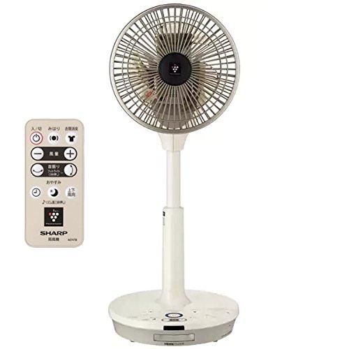 「高温・高湿センサー」付き扇風機シャープ『PJ-H3DG』と『PJ-H2DBG』