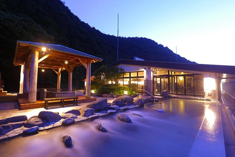 箱根湯本温泉 天成園 温泉